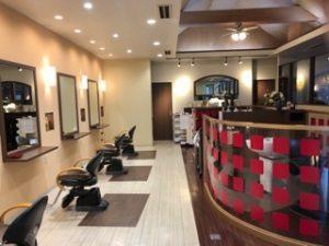 熊本市北区の美髪矯正の美容室エルアスク