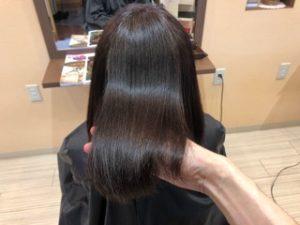 本市北区の美髪矯正の美容室エルアスク