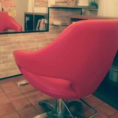 秋田市保戸野原の町の美髪矯正専門の美容室・ヘアサロン|ホロスペース ハロ (Holospace HARO)の店内画像