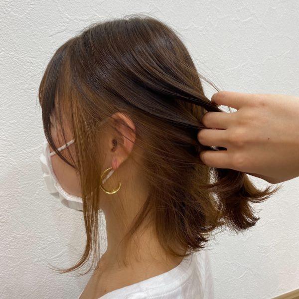 山形市の美髪矯正専門店サロンLoLaのモデル画像